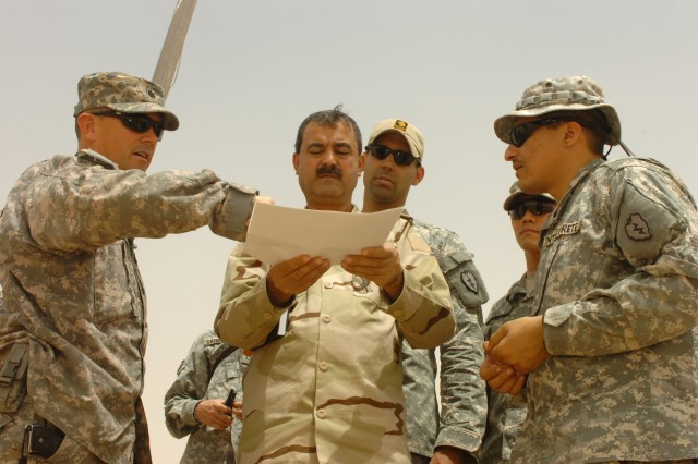 The 4th IA MiTT: Helping Iraqis to Improve Iraq