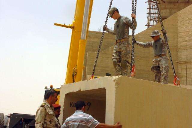 The 4th IA MiTT: Helping Iraqis to Improve Iraq