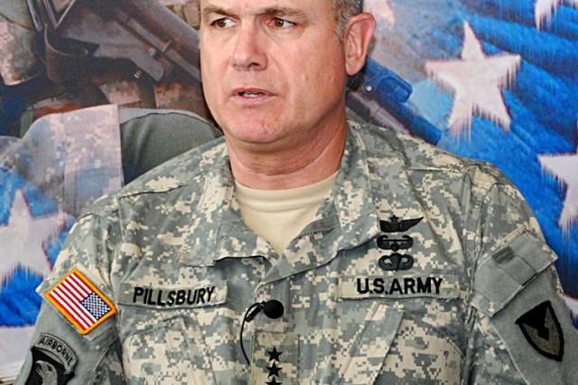 AMC deputy commander lauds APG planning event
