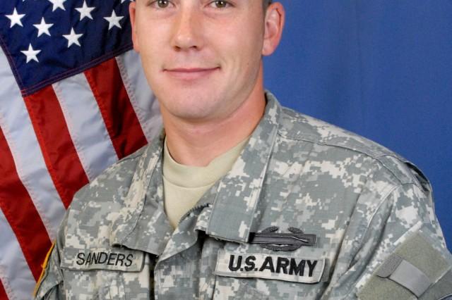 Staff Sgt. Kevin P. Sanders