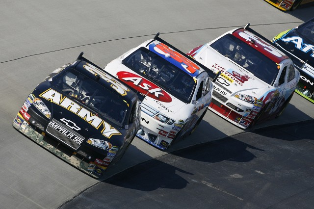 Newman Finishes 8th in Dover; Moves to 5th in Driver Points
