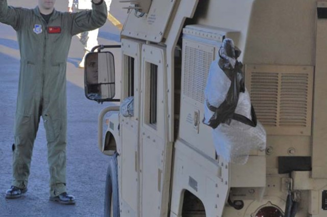 Deployable Assessment Team trains during Hurricane Preparedness Exercise 'Makani Pahili'