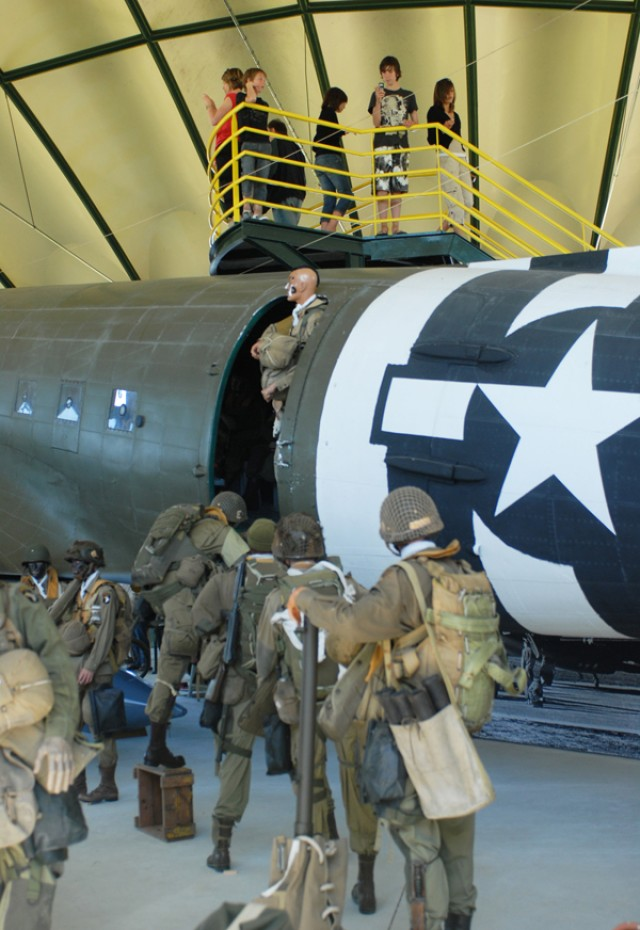 Airborne museum houses one-of-a-kind artifacts that honor historic jump during D-Day invasion