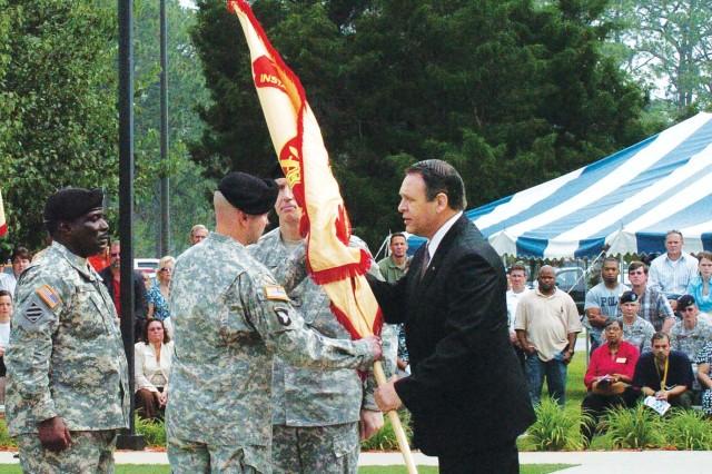 Fort Stewart Garrison Change of Command