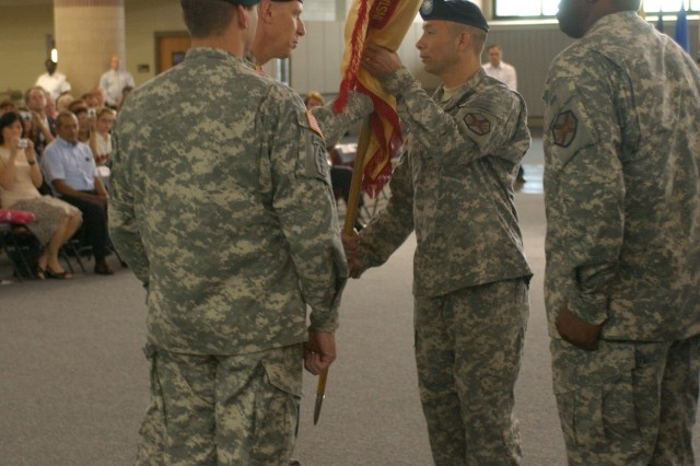 Hunter Army Airfield Changes Command