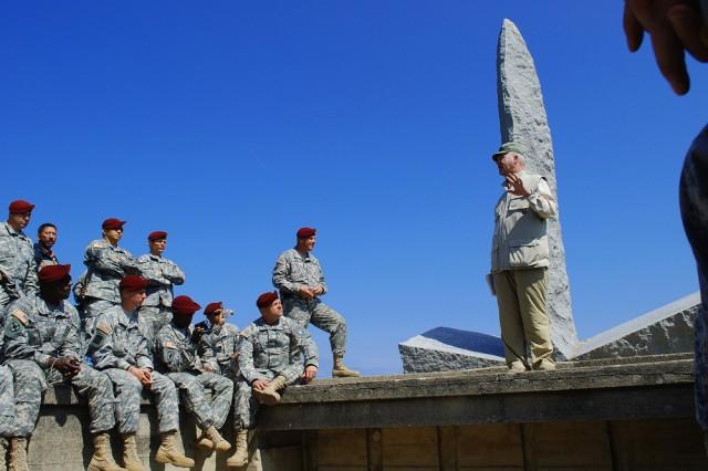 Rangers Monument