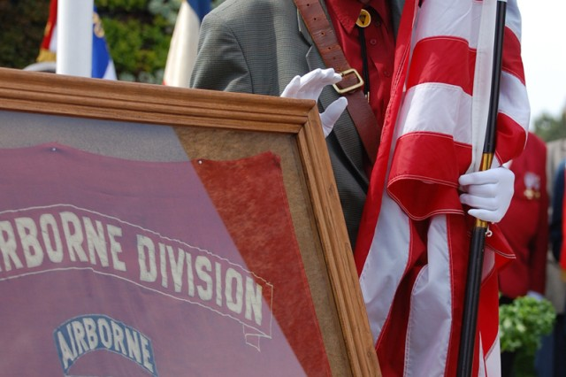 Event salutes paratroopers who engaged in some of the fiercest fighting in France following D-Day