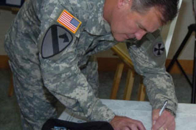 Postmark honors 8th U.S. ArmyAca,!a,,cs 65 years of service
