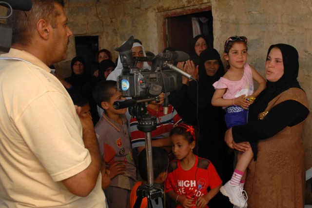 Operation Good Heart Gives a 6 Year-old Iraqi Girl a Second Chance at Life