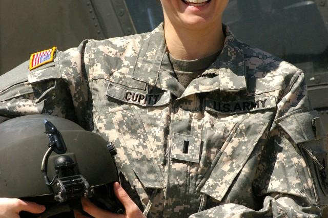 First Lt. Heather Cupitt