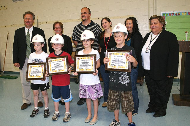 West Point elementary children form energy committee