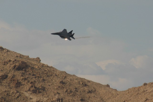NTC and Green Flag West provide joint air attack team training
