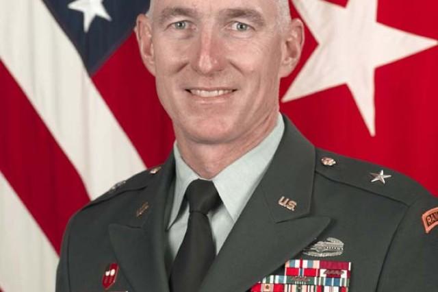 BG Gary H. Cheek, WTC Commanding General