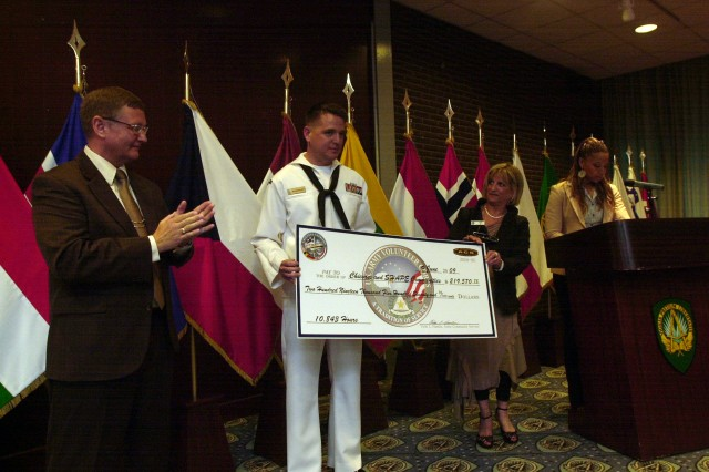Army Community Service recognizes SHAPE, Chievres volunteers