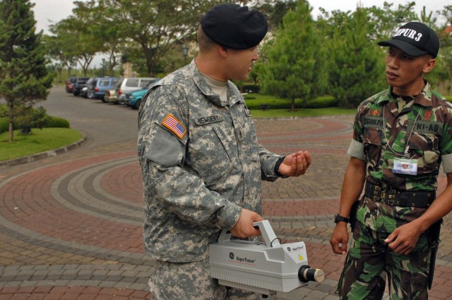 US, TNI-AD work together to ensure safety