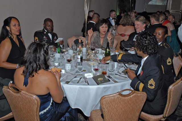 United States Army 234th Birthday Ball