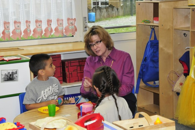 Vilseck Elementary School teacher named teacher of the year