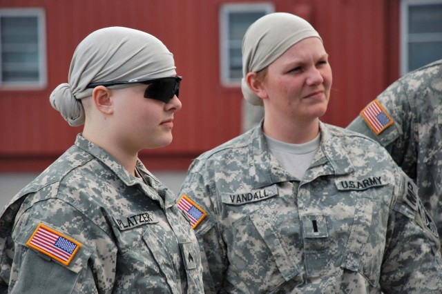 Ailing teen becomes a Soldier for a day