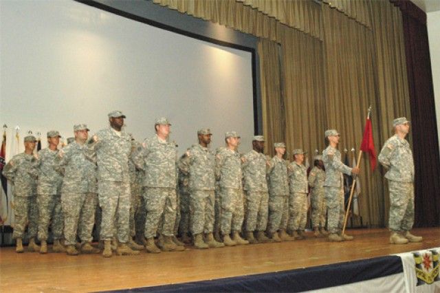 Soldiers of 97th Transportation Company deploy for Iraq duty