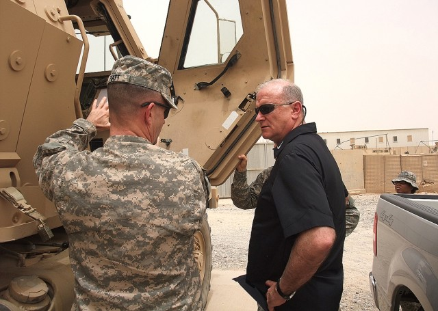 Iraq combat vets to West Point's Supe: 'We like the  product you are sending us'