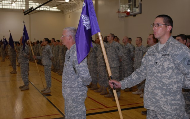 Army Reserve Chemical Units Take on Civil Affairs Affiliation and Mission for Iraq Deployments