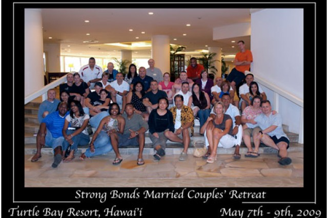 Strong Bonds- Building Strong and Ready Families