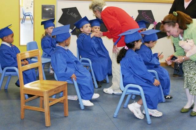 Schweinfurt congratulates its youngest graduates