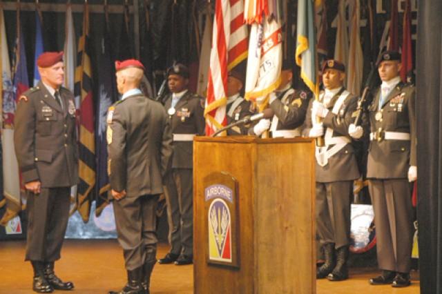 Greca recognizes NCOs at Army Birthday celebration