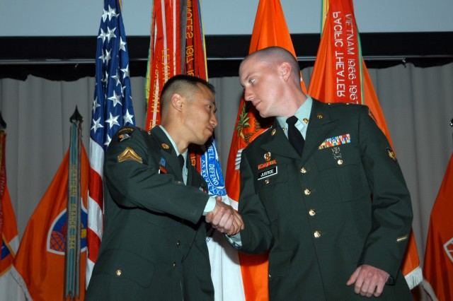 Soldiers push to win NCO, Soldier of the Year titles
