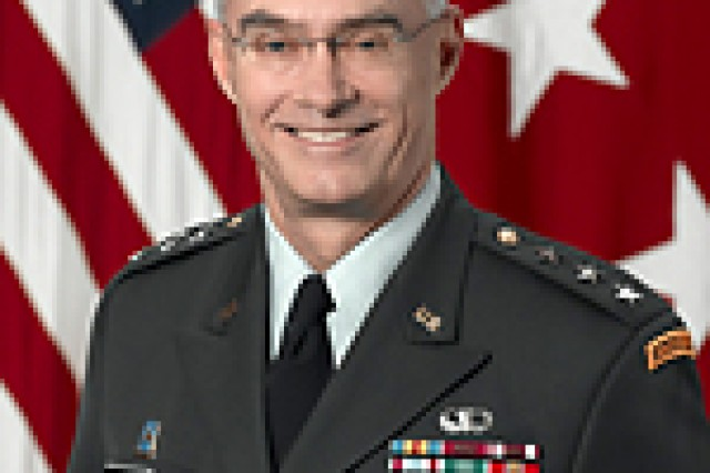 Director of the Army CIO/G-6 - LTG Jeffrey A. Sorenson