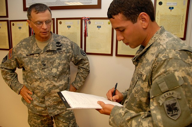 Army medical researchers share ideas with U.S. Army Africa