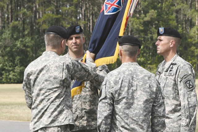 Antonia takes helm of 4th BCT, 10th Mtn Div