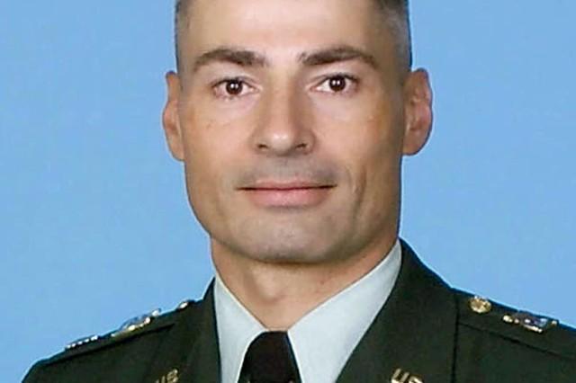 LTC Vande Hei selected for 2009 Astronaut Class