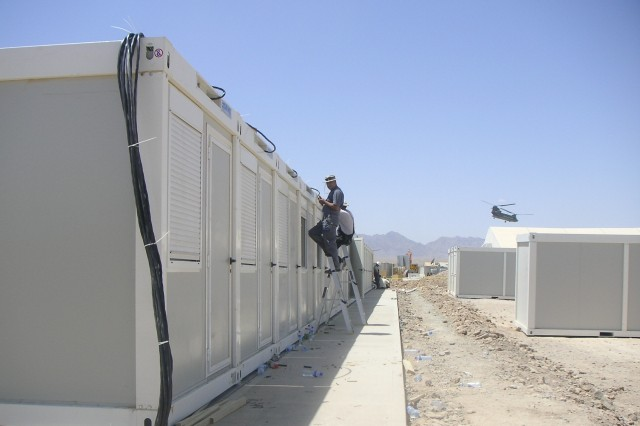 LOGCAP stepping up in Afghanistan
