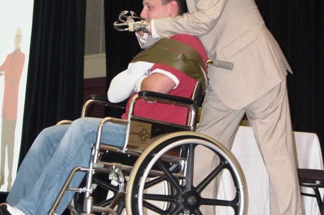 Billy Robbins Speaker Speaker Billy Robbins Hugs