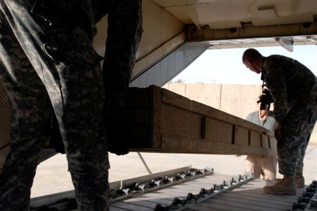 Alaska's Sherpas sustain Coalition forces across Iraq