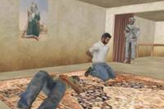 Virtual Iraq PTSD Treatment