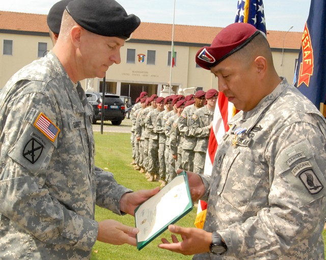 NCO awarded Silver Star for courage under fire in Afghanistan