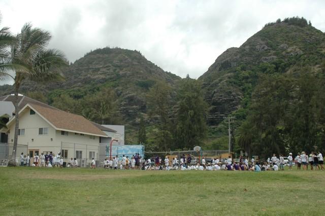 YMCA's Camp Erdman hosts Operation Purple activities