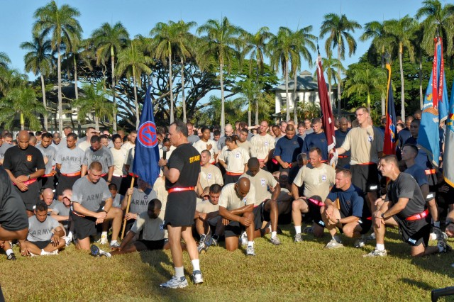 """One Team"" run kicks off holiday weekend with Safety Message"