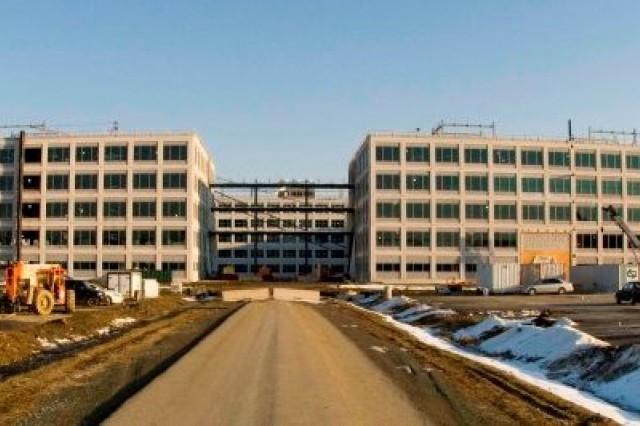 Future Army C4ISR facilities meet many goals