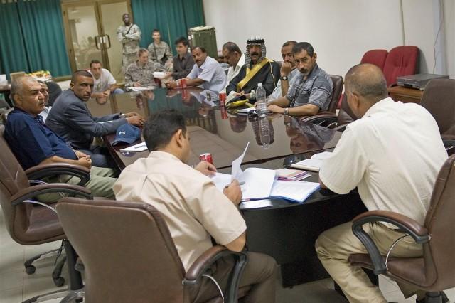 I-BIZ owners, attorneys discuss Iraqi labor law
