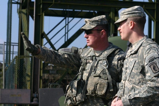 Year of the NCO First sergeant: Train those lieutenants, and the rest falls into place