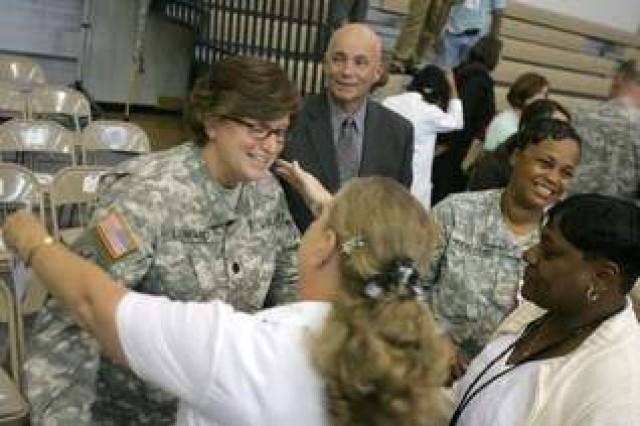 Lt. Col. Natalie Lonkard