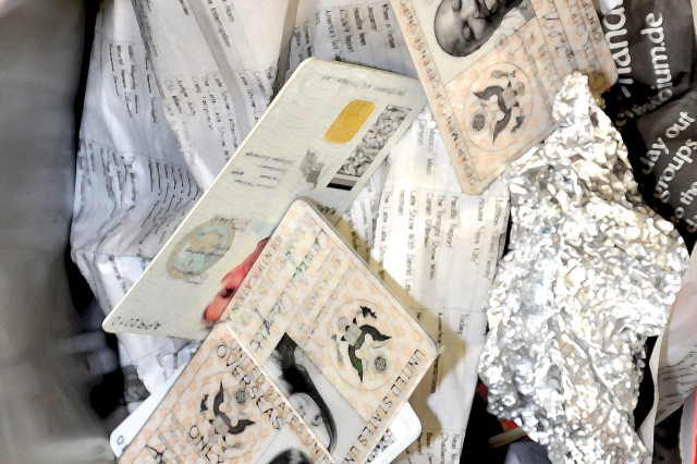 Rash of lost IDs: Protecting documents crucial for force protection, in prevening identity theft