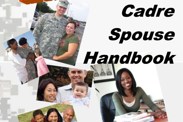 Booklet prepares spouses for duty