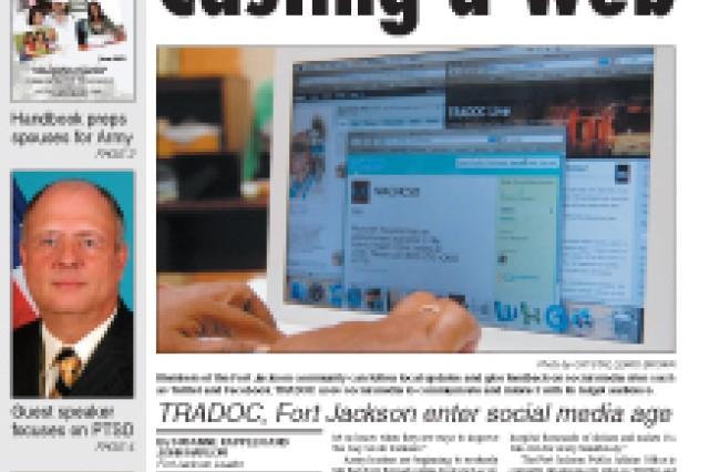 Casting a Web: TRADOC, Fort Jackson enter social media age