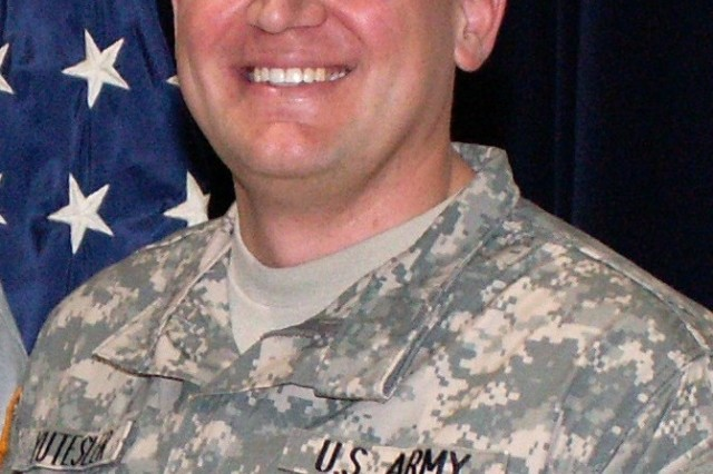 Sgt. First Class Bernie Yutesler