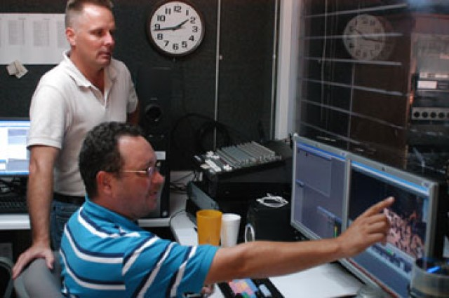 Warrior Spirit TV: Broadcasting Fort Polk