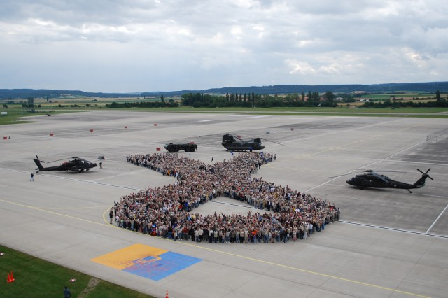 Unity in Ansbach Community breaks record, honors entire team